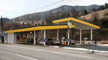 Gas station Petrolka